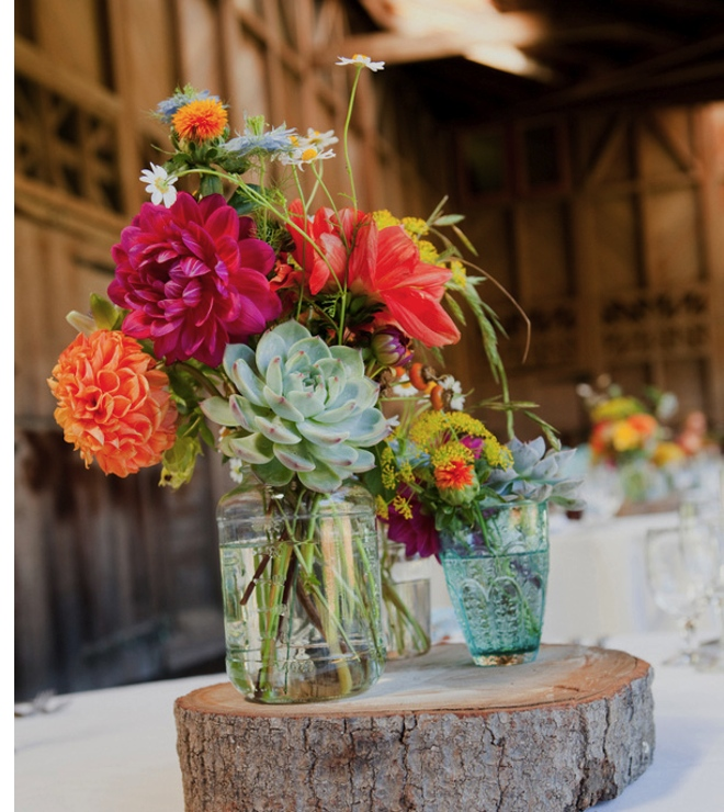 Succulent Centrepieces Simple Provisions