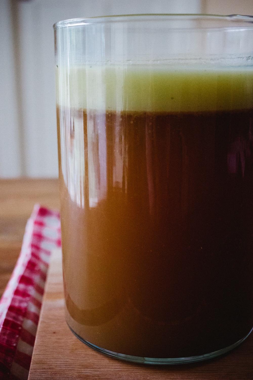 Longevity Soup (How to Cook Bone Broth)