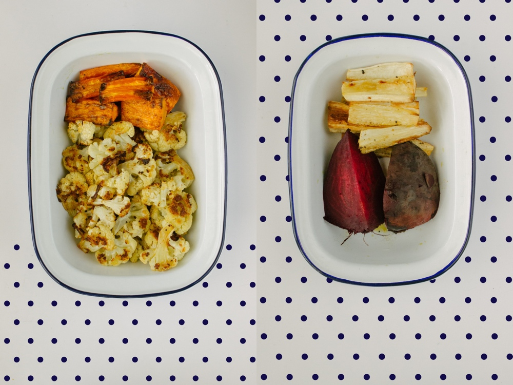 How to Roast Vegetables for the Week