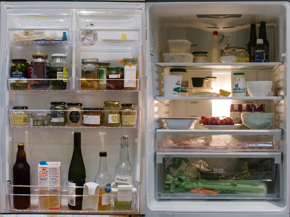 Look in the fridge: Simple Provisions
