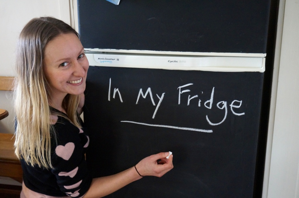 Heidi from Apples Under My Bed | Look in the Fridge