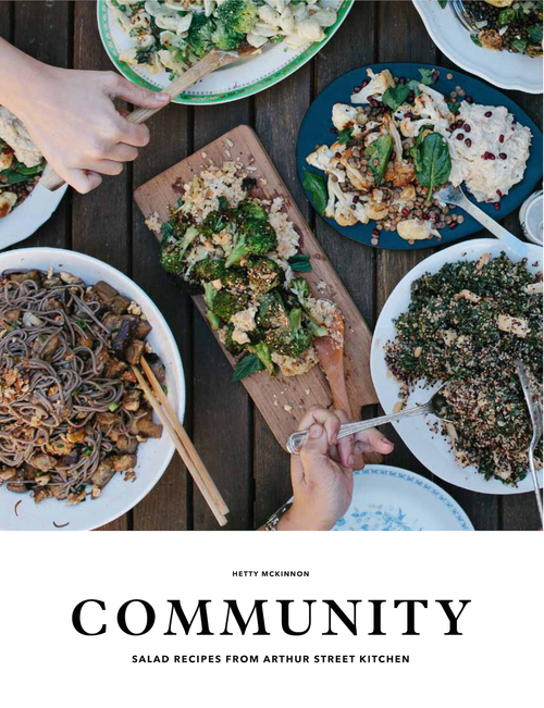 COMMUNITY, SALAD RECIPES FROM ARTHUR STREET KITCHEN