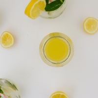 Traditional Lemon Cordial